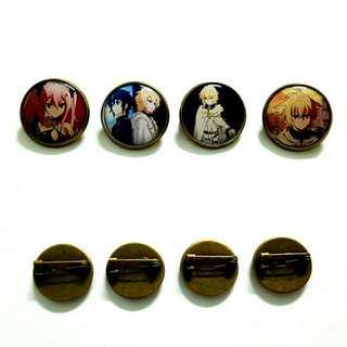 🚚 Customized badges
