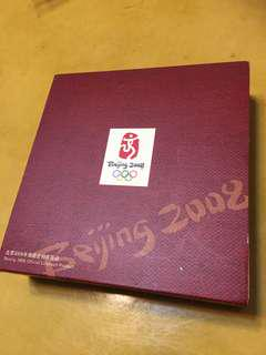 2008北京奧運福娃獎牌(請出價)