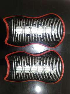 Dekker Diadora Soccer Futsal Shinguard Original Black