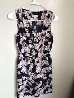 Loft Floral Summer Dress