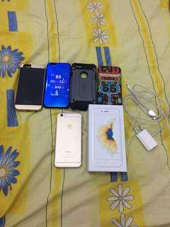 iphone 6s gold 64gb mulus