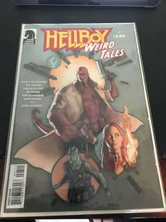 HellBoy Weird Tales #7