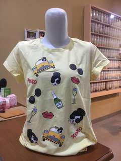 (Fix price) Kaos Kuning Alice Olivia #Sale
