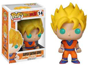 POP! ANIMATION DRAGONBALL Z - SUPER SAIYAN GOKU