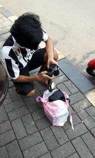 Nikon. Sold Cod cempaka putih 😆😆