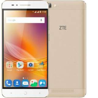 FREE GIFT BLUETOOTH! BRAND NEW SEALED IN BOX ZTE Blade A610 Gold Dual Sim With Warranty Android 16GB Phone Mobile HP A 610