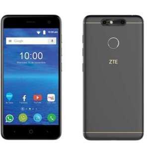32GB FREE BLUETOOTH! BRAND NEW ZTE Blade V8Q Dual Sim Black With Warranty Android 32GB Phone Mobile HP V 8Q