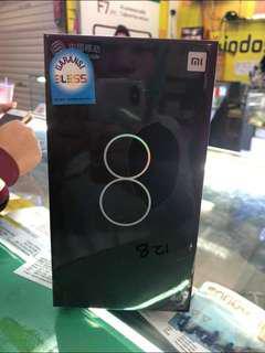 NEW Xiaomi MI 8 Ram 6/ 128