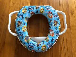 Paw Patrol Toddler Child Potty Toilet Seat Cover