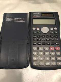 Casio Calculator FX-85MS S-VPAM