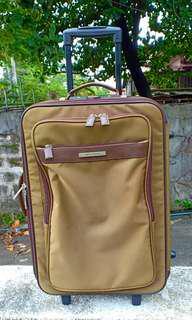 Pierre cardin luggage bag