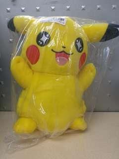 比卡超公仔 Pikachu impressed 寵物小精靈 Pokemon 皮卡丘