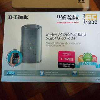 Dlink Router Ac1200