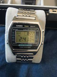 Vintage Casio Marlin H101 Watch