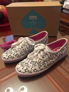 Keds for Kate Spade CH Love