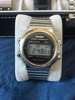 Vintage 80s Casio Watch