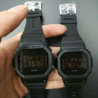 Couple G-Shock / Baby-G DW5600/5635 OEM