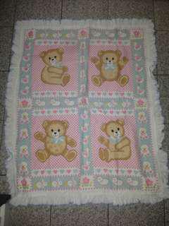 Cot light blanket