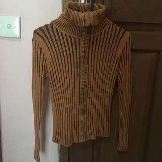 Baju sweater jacket