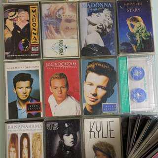【$100/box】錄音帶 卡式帶 Cassette Type