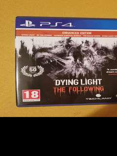 Dying light + DLC PS4