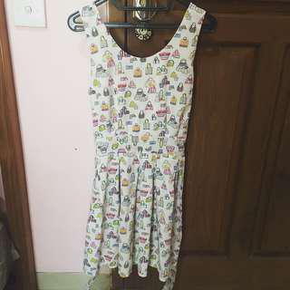 Baju dress cute