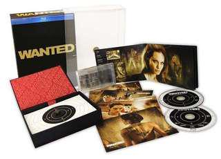 Wanted Bluray