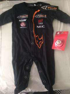 HSV Toll Racing Jumpsuit with dummy