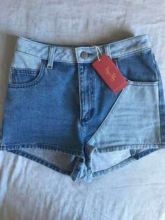 Tigerlilly denim shorts