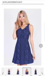 Mgp Label: Olita Lace Dress