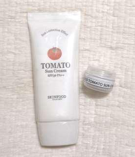 Skinfood Tomato Sun Cream Spf 36
