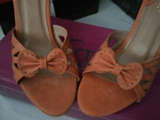 Heel Merk : Victoria, Orange