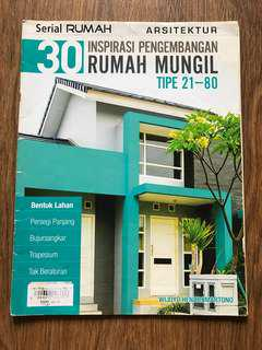 30 Inspirasi pengembangan rumah mungil tipe 21-80