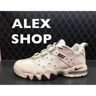NIKE AIR MAX2 CB 94 LO男 917752-004 巴克利 白紅 復古籃球鞋 5折 ㄊ7