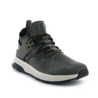 PALLADIUM AX EON LACE 軍綠 繃帶襪套 休閒慢跑鞋 05683-303