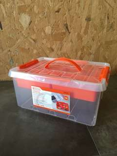 Tactix Multiple Purpose toolbox