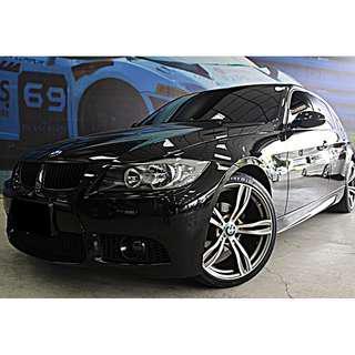 2006年 BMW E90 320I 黑