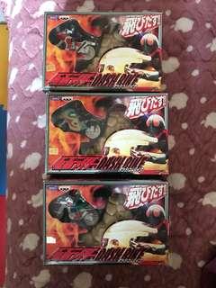 幪面超人三盒