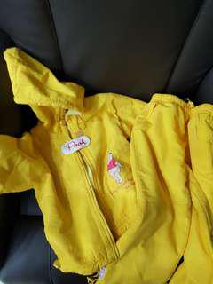 Winnie The Pooh Jacket and Pant