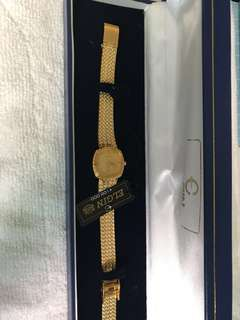 Vintage Elgin Ladies Quartz Watch