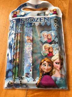 Frozen 文具套裝,包郵