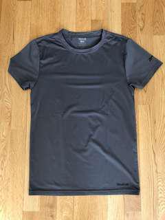 Reebok gray shirt