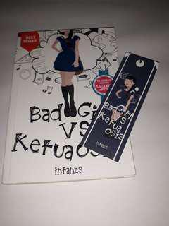 Novel Bad Girl Vs Ketua Osis