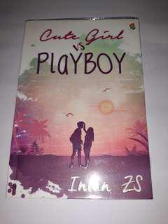 Novel Cute Girl Vs Playboy