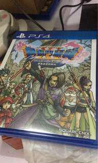 Ps4 Dragon Quest XI Chinese Version