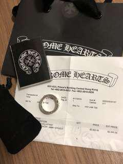 Chrome Hearts Fuck You Ring戒指
