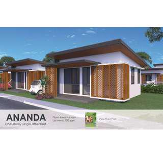 1 STOREY 2 BEDROOMS HOUSE WITH AND OVERLOOKING VIEW FOR SALE IN CEBU, COMPOSTELA