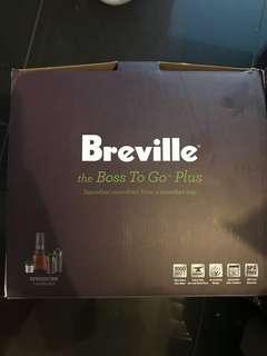 Breville boss to go blender