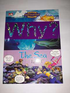 Why The Sea 'Laut'