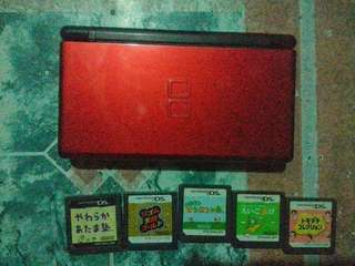 Nintendo DS Lite (No Charger)